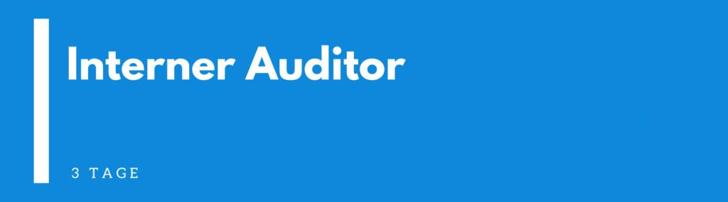 interner auditor